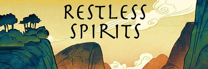 restless spirits header