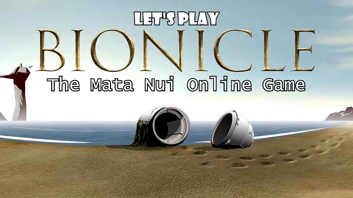 Let's Play the Mata Nui Online Game