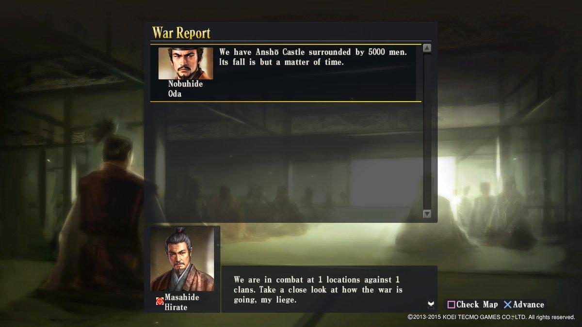 War Report