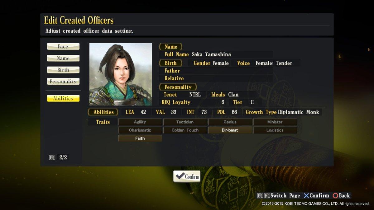 Saka Yamashina Created Character