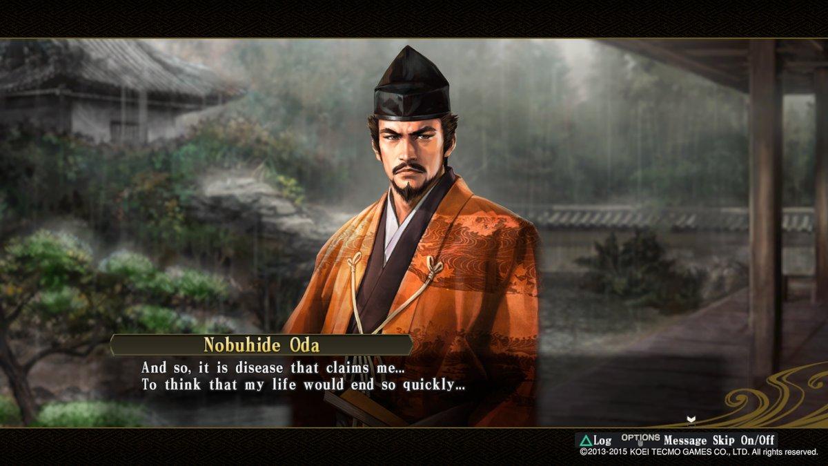 Nobuhide Dies 2