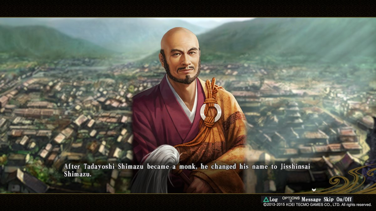 After Became a Monk