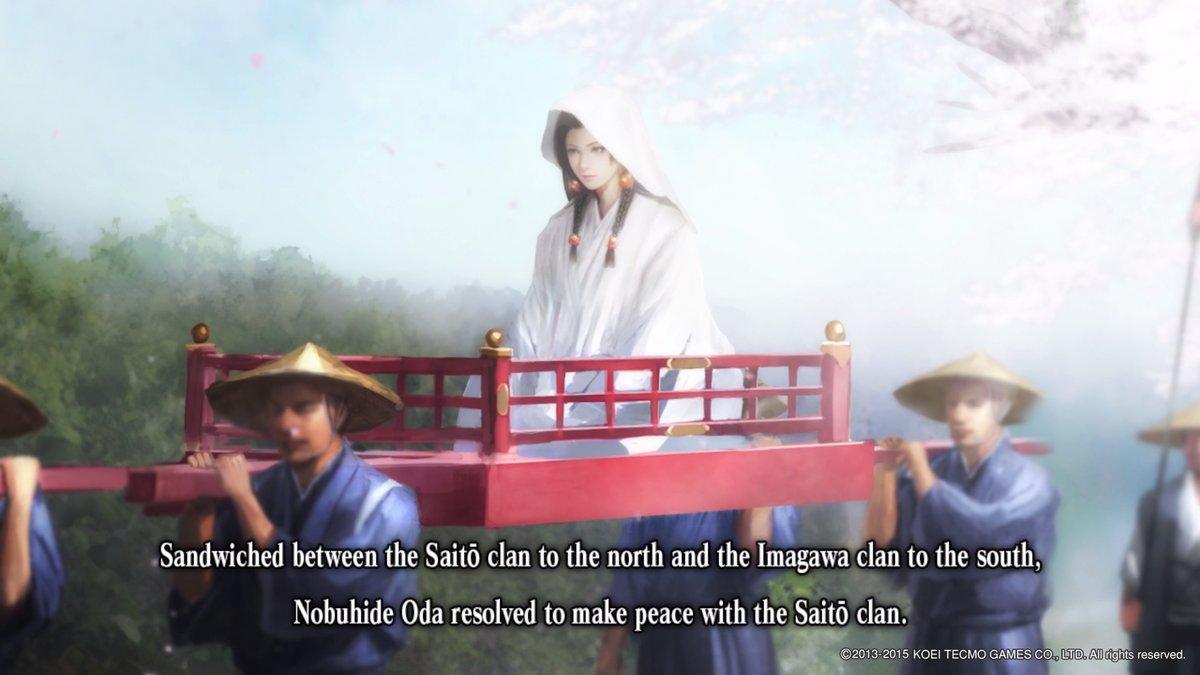 Nobunaga's Marriage 1