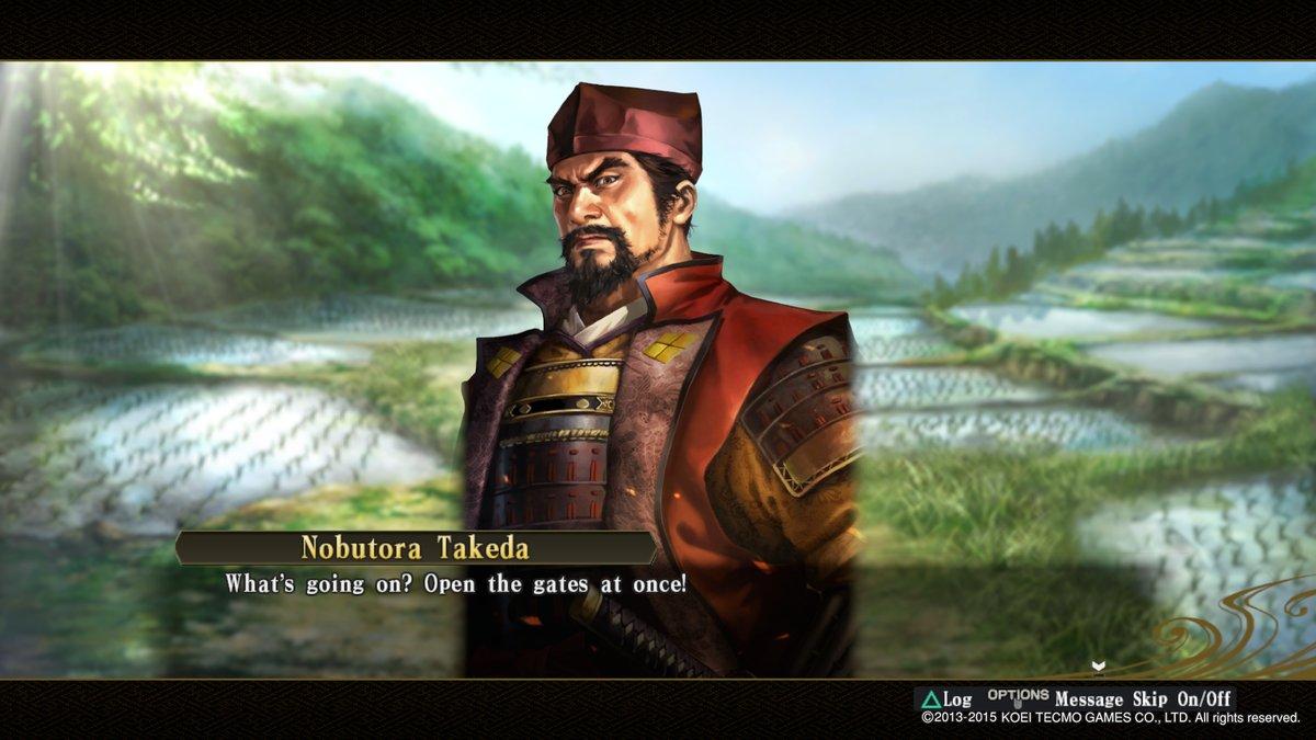 Nobutora Takeda