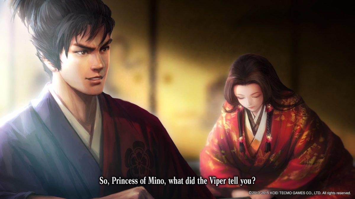 Nobunaga's Marriage 3