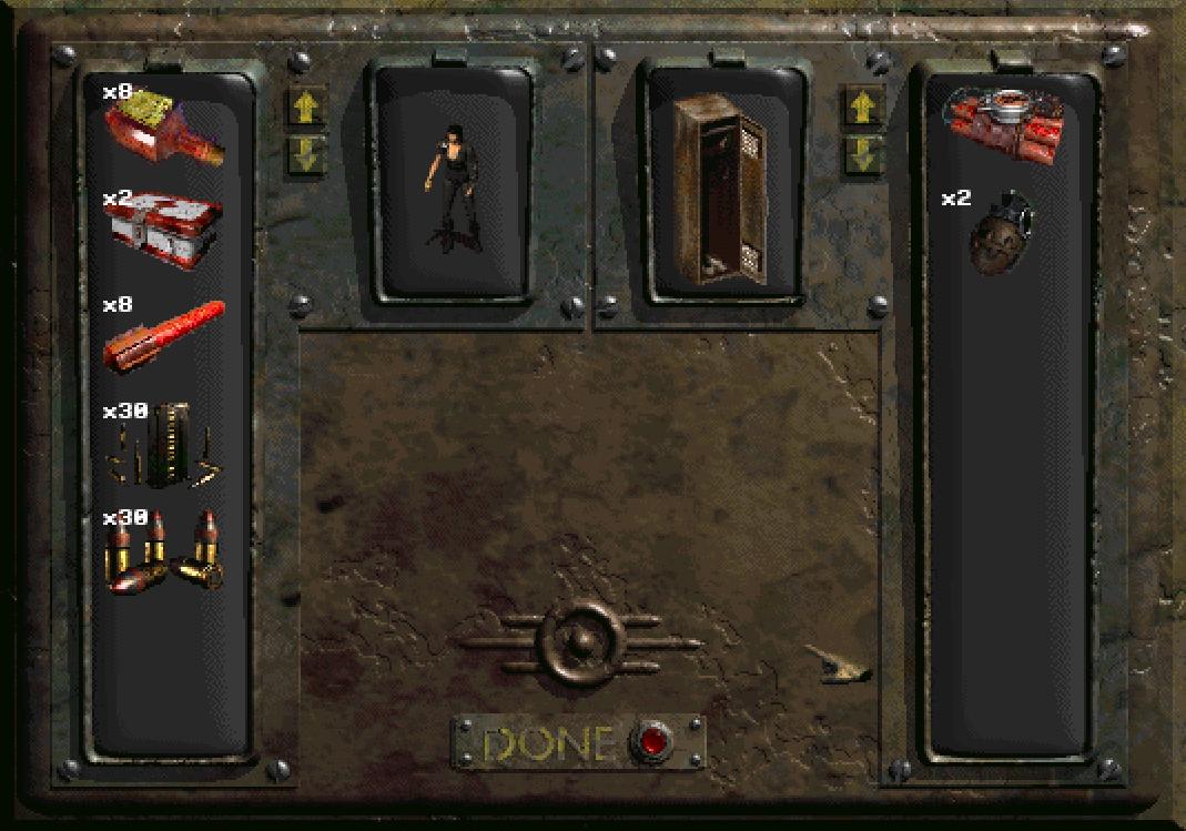Bomb locker