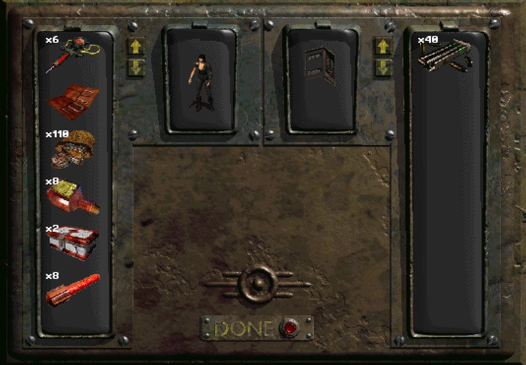 More fucking ammo in the last locker in vault 15